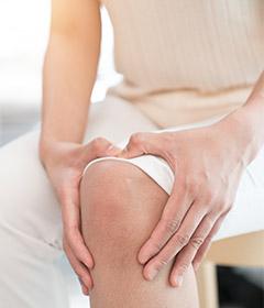 ひざ痛施術